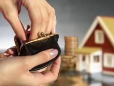 Woningbezitter komend jaar flink duurder uit
