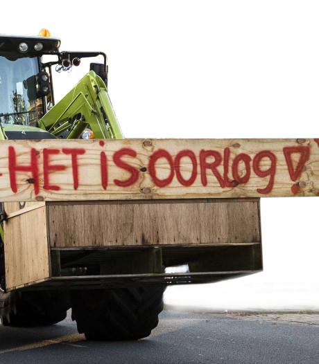 Protestboeren willen woensdag weer de weg op: verkeershinder lijkt onvermijdelijk