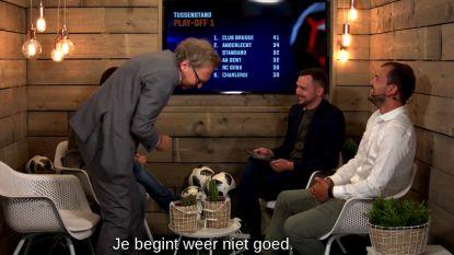 """Mulder grijpt in bij 'povere' ambities De Condé: """"Neen, jullie willen tweede worden"""""""
