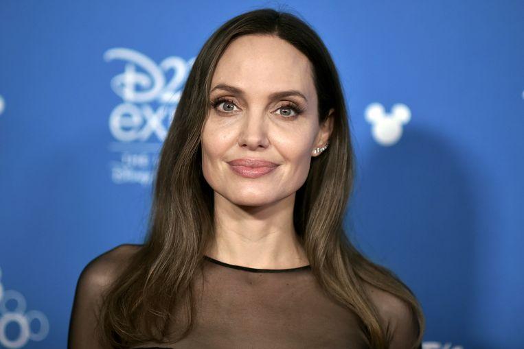 Angelina Jolie haalt kracht uit de personages die ze speelt