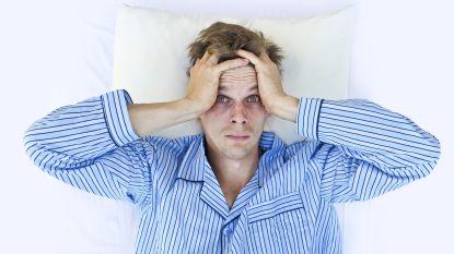 1 op de 5 Vlamingen slikt slaappillen