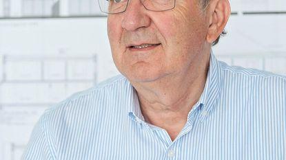 Architect Frank Godderis (65) overleden