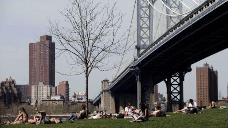 Brooklyn Bridge. Foto EPA Beeld