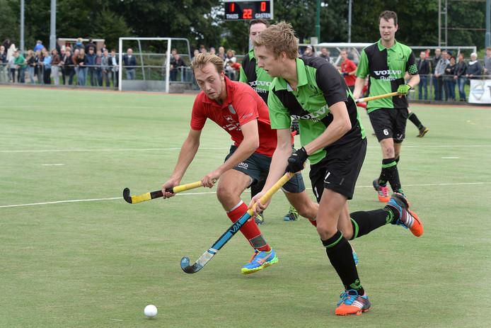 Archieffoto Boxmeerse hockeyers