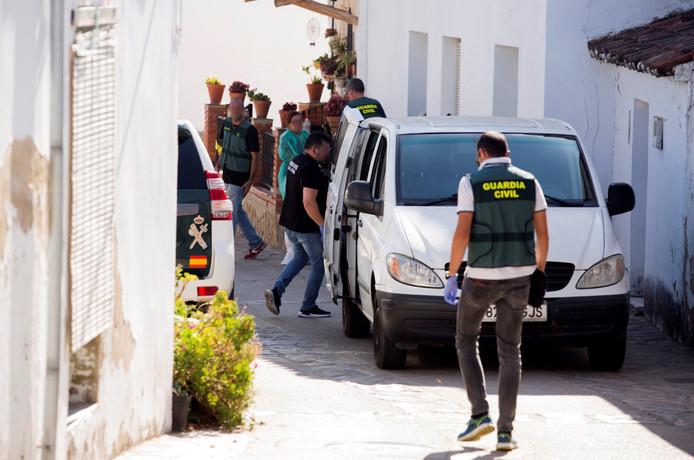 Een Belgische vrouw van 58 is dinsdag vermoord teruggevonden in Tolox, Málaga, Spanje.