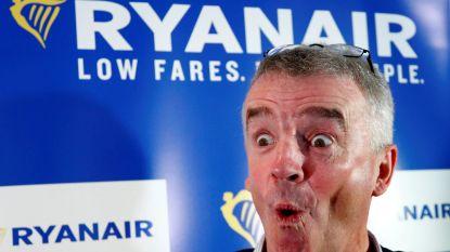 Vakbonden bij Ryanair furieus om miljoenenbonus voor O'Leary