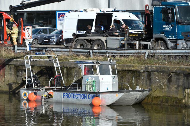Het lichaam van Daniel Bosmans werd gisteren  rond 12.10 uur aangetroffen in de Dender ter hoogte van de Zwartehoekbrug.