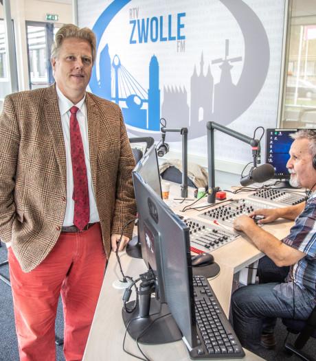 Lokale omroep RTV Zwolle FM is vastberaden en wil door