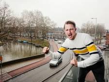 Op het mooiste wielerbalkon van Utrecht leeft Joris nu al toe naar de Vuelta van 2020
