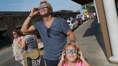 IN BEELD: Zo zag de Amerika de zonsverduistering