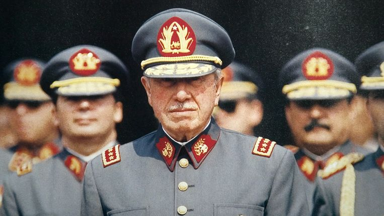 Dictator Pinochet.