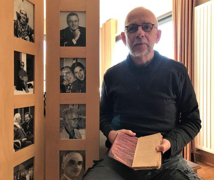 Hubert Paulissen schreef een boek over het leven van zijn grootvader in twee wereldoorlogen.