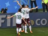 Mexico mede dankzij assist Lozano dicht bij achtste finales WK