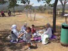 Dágen rijden en buiten slapen: Brabantse Marokkanen over hun reis naar huis