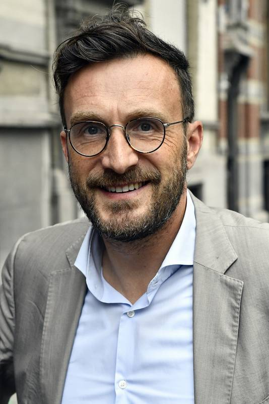 Le ministre bruxellois de la Mobilité Pascal Smet (sp.a)