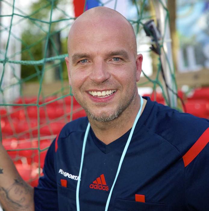 Andy van der Meyde.