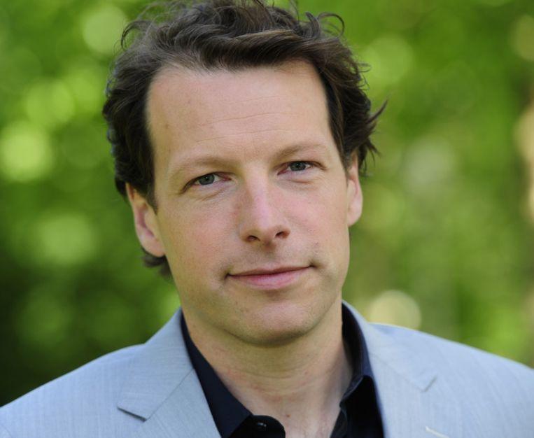 Herman van der Zandt Beeld ANP