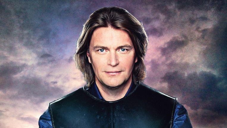 Tenor Klaus Florian Vogt, de beste Lohengrin-zanger van dit tijdsgewricht. Beeld Uwe Arens