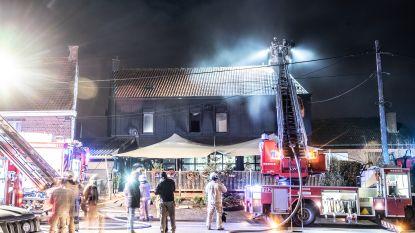 Brand in Restaurant: 20-tal klanten veilig naar buiten