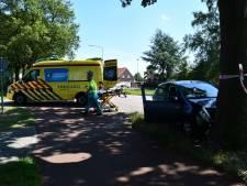 Vrouw gewond bij aanrijding op Kloosterdijk in Beerzerveld