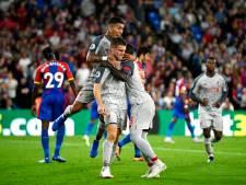 Wijnaldum en Van Dijk winnen met Liverpool bij Palace