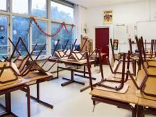 Ruim 2.700 scholen dicht tijdens staking