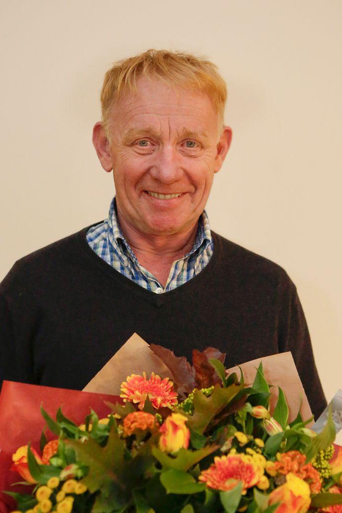 Piet van de Gevel werd onderscheiden als Lid in de Orde van Oranje-Nassau.