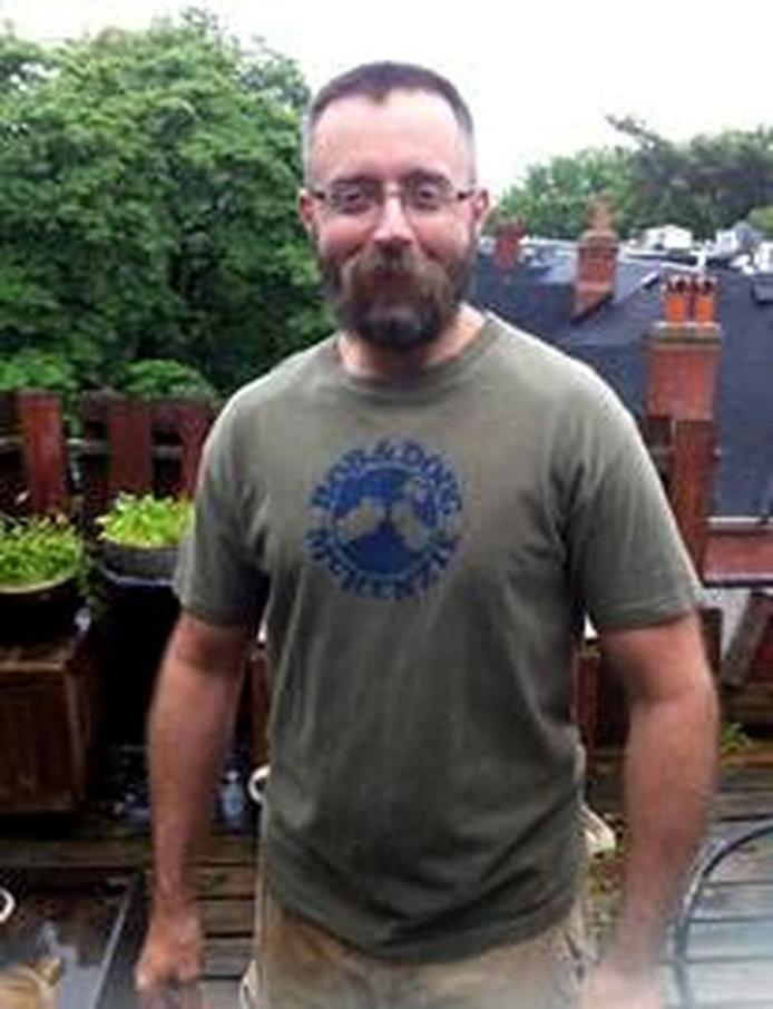 Slachtoffer Andrew Kinsman.