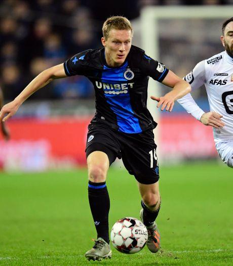 Le Club Bruges prête Thibault Vlietinck à OHL