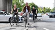 Fietsersbond bestookt Vlaams Gewest met meldingen over slechte toestand Mechelsesteenweg