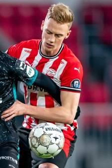 Timo Baumgartl is vastberaden om zijn belofte in te lossen bij PSV: 'Gaat nu beter dan vorig seizoen'