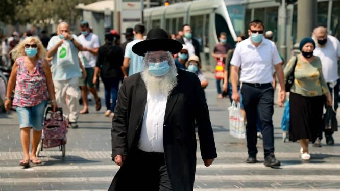 Israël stevent als eerste land ter wereld af op tweede lockdown na piek besmettingen