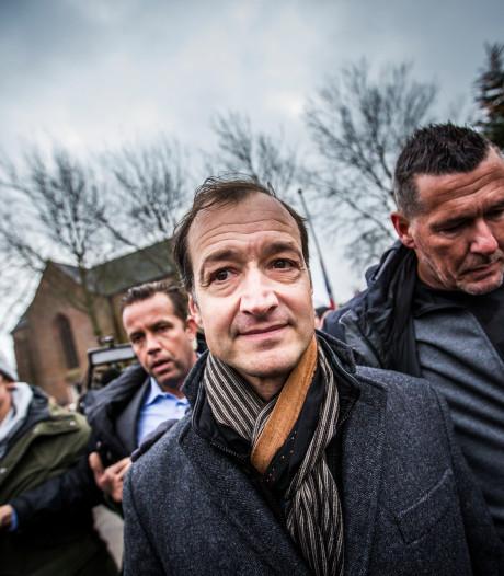 Kamer is Wiebes' gedraal over Groningen zat