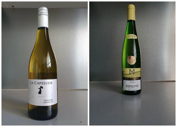 4. La Capelude, 5. Jean Murbach