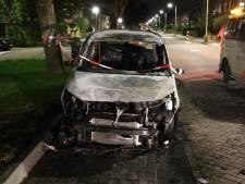 Auto uitgebrand in Culemborgse wijk Terweijde, politie doet onderzoek