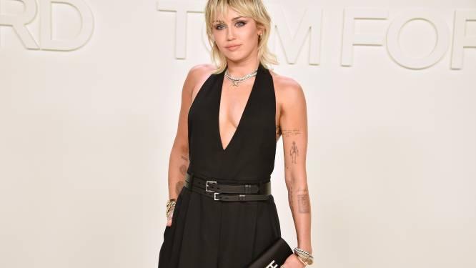 """Miley Cyrus is nog steeds op zoek naar zichzelf: """"Ik wil leren om niet over de schreef te gaan"""""""