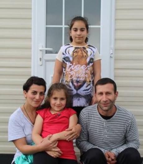 Waalwijks gezin moet terug naar Georgië: 'Dan is onze toekomst weg'