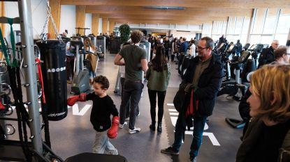 7 sportruimtes te ontdekken in grootste fitnessclub van Vlaanderen