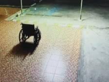La caméra de surveillance d'un hôpital filme un phénomène étrange