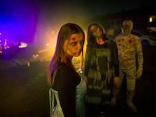 Halloweentocht in centrum van Helmond op 26 oktober