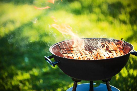 Voor de steekpartij met de barbecuevork, kreeg beklaagde een half jaar cel.