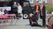 'Mechelen Hoort Stemmen' vult pleinen met zang
