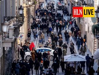 """LIVE. Italië scherpt coronaregels aan - Kritiek op verminderde levering Pfizer: """"Onbegrijpelijk en onaanvaardbaar"""""""