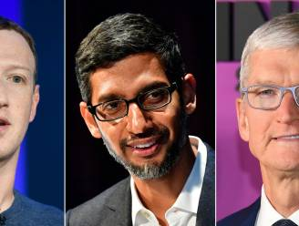 Topmannen Apple, Amazon, Facebook en Google op de rooster gelegd in Amerikaans Congres