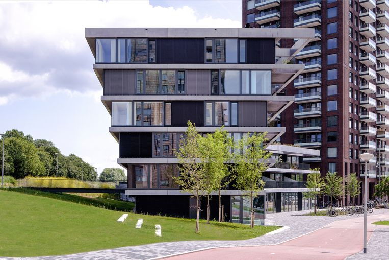 CPO Science Park. Beeld Yvonne Brandwijk