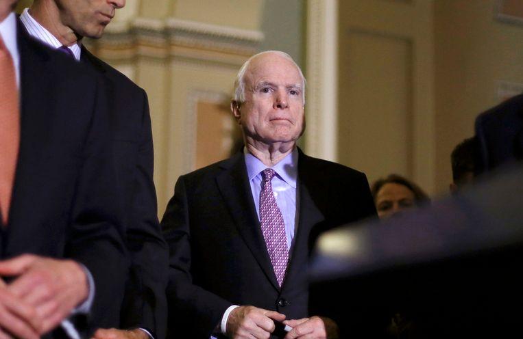 Senator John McCain (80)