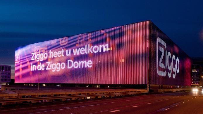 Hedendaags Ziggodome is nu al dé poptempel van Nederland | Show | AD.nl IE-83