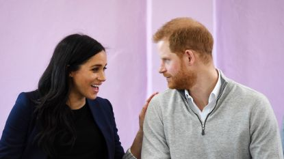 Meghan en Harry verliezen slechts 5% van hun inkomen na opgeven van titels