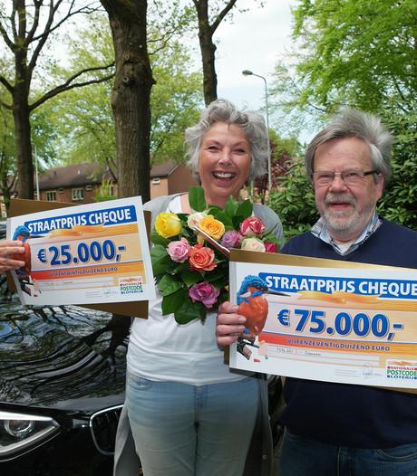 Straatprijs van Postcode Loterij valt in Oldenzaal