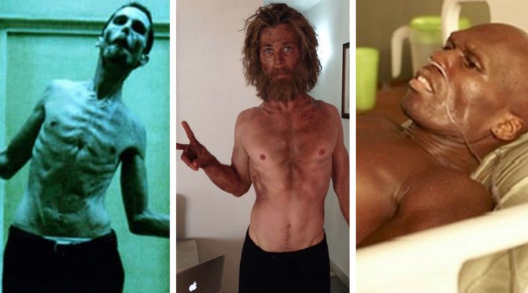 Christian Bale, Chris Hemsworth en 50 cent